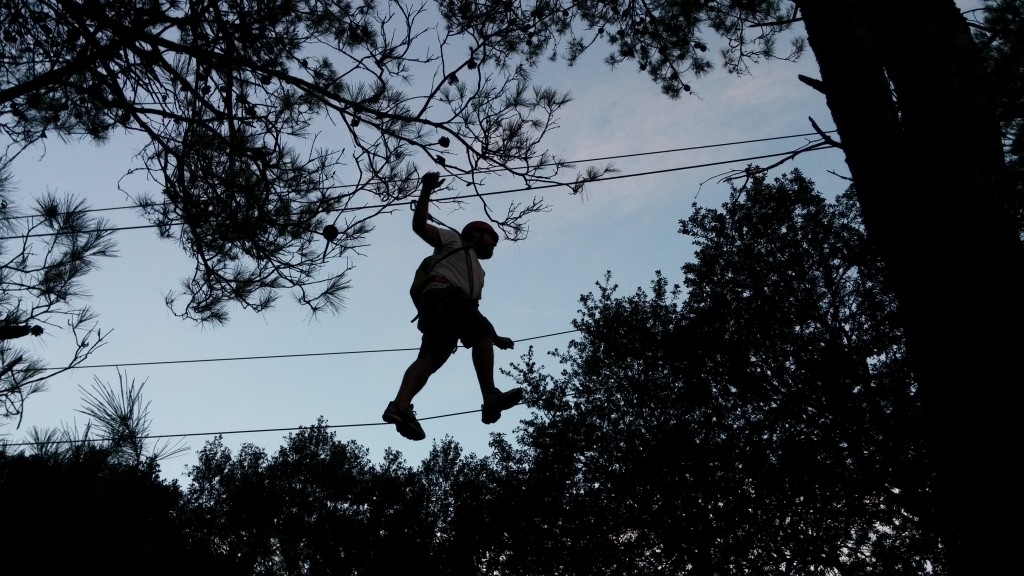 Parque de arborismo málaga multiaventura