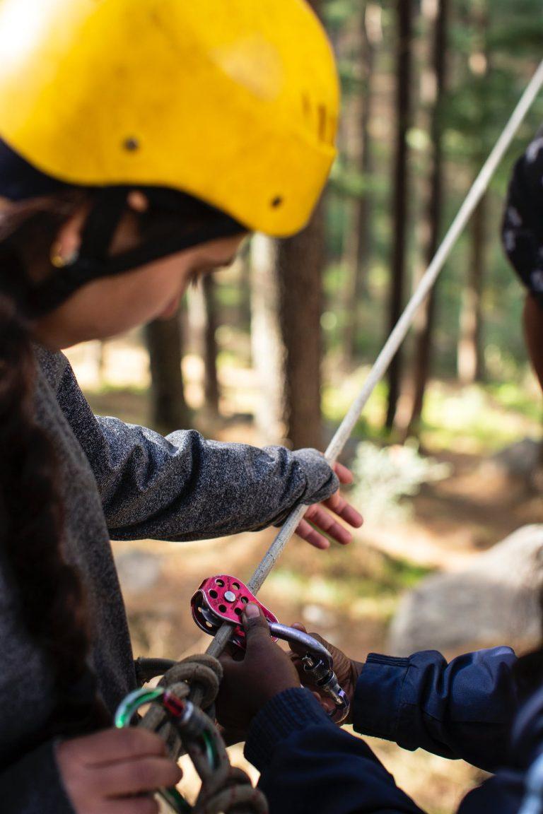 parque de arborismo andalucia malaga